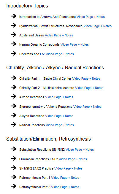 Solutions to Alkene Reactions Practice Problems « Study Hall with